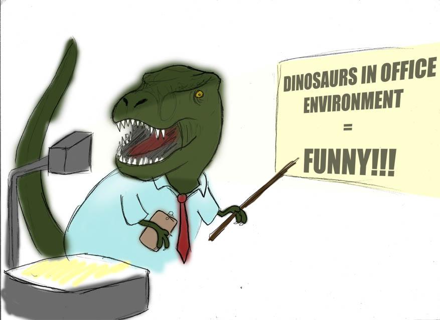 officedinosaur